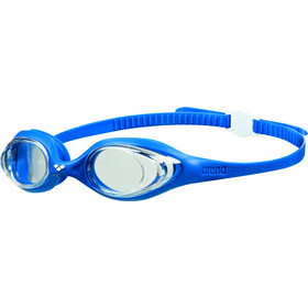 arena Spider Gafas, clear/blue/white
